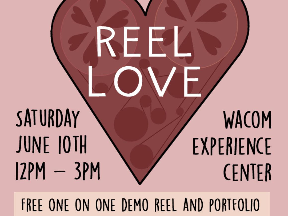 REEL love square