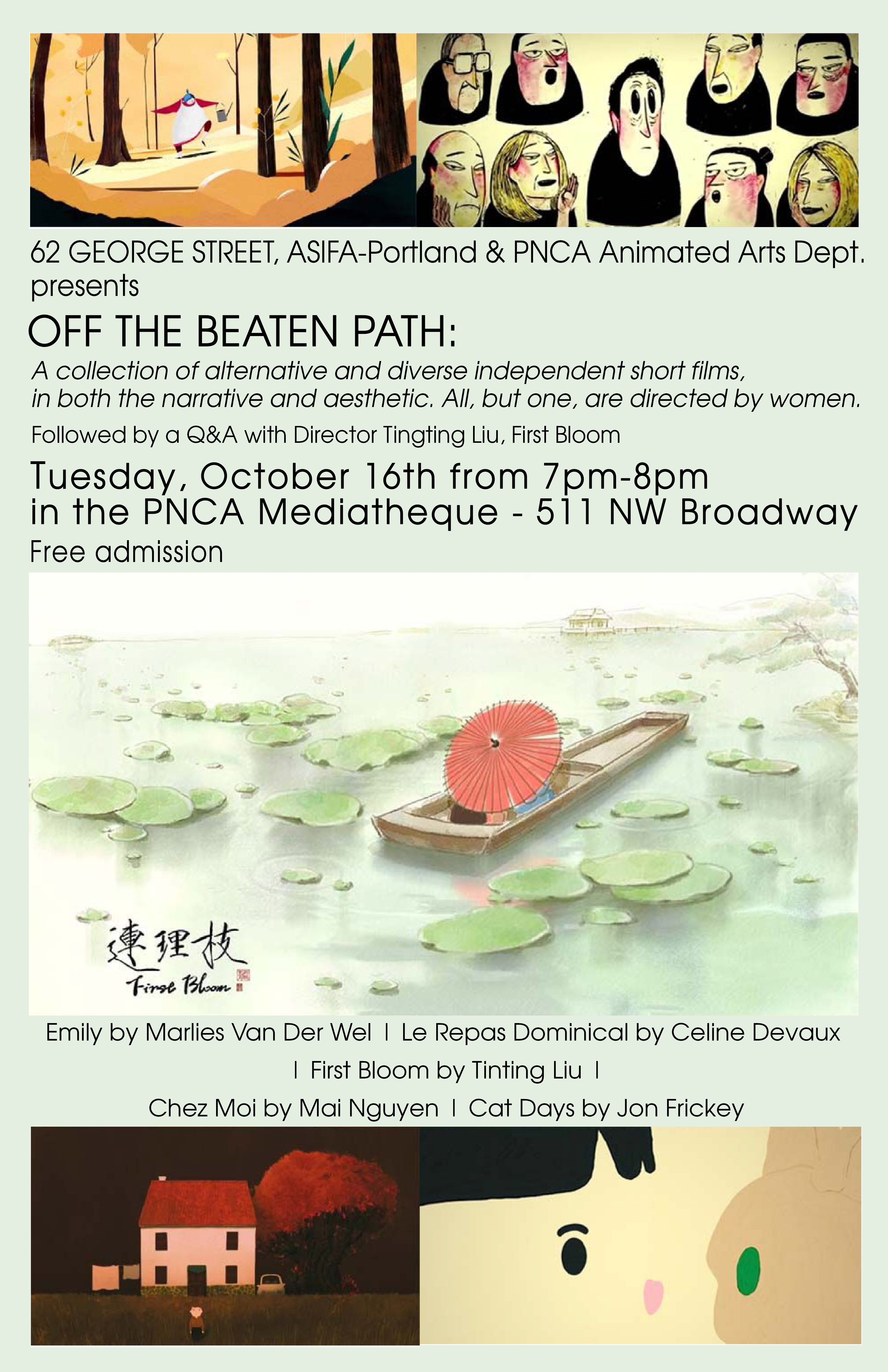 off the beaten path flyer