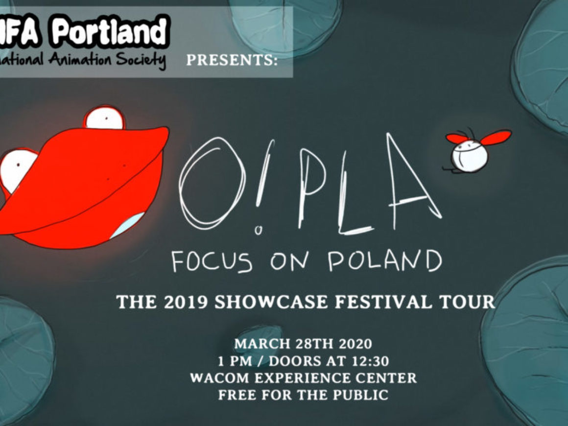 ASIFA PROMO 1 _March 2020_ O!PLA FOCUS ON POLAND 2019